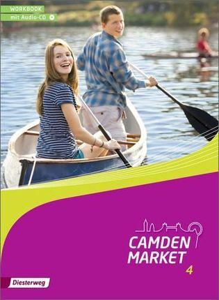 Camden Market 4. Workbook 4 mit Audio-CD- Ausgabe 2013