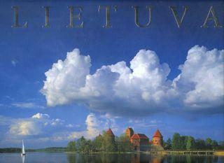 Lietuva: fotoalbumas su dėklu