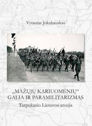 """""""Mažųjų kariuomenių"""" galia ir paramilitarizmas. Tarpukario Lietuvos atvejis"""