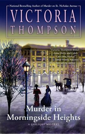 Murder in Morningside Heights