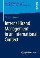 Internal Brand Management in an International Context