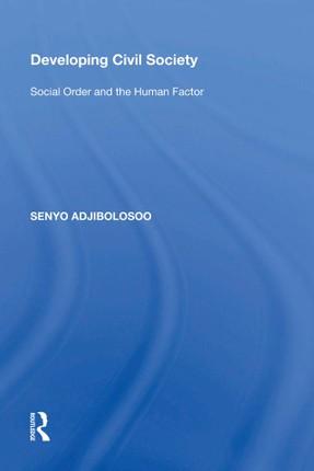 Developing Civil Society