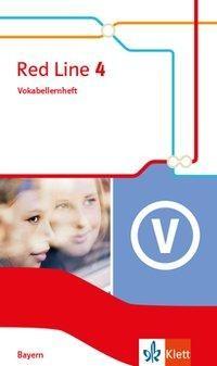 Red Line 4. Ausgabe Bayern. Vokabellernheft Klasse 8