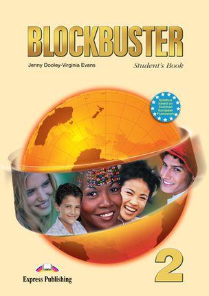 Blockbuster 2. Student's book. Anglų kalbos vadovėlis