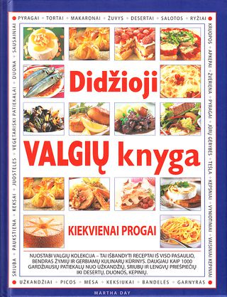 Didžioji valgių knyga