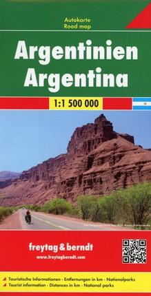 Argentinien 1 : 1 500 000