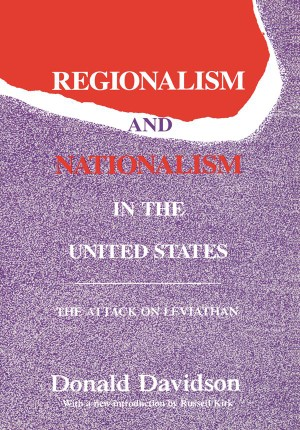 Regionalism and Nationalism in the United States