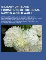 Military units and formations of the Royal Navy in World War II