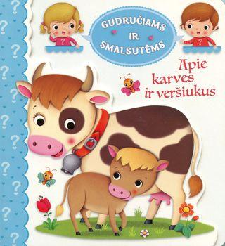 Apie karves ir veršiukus