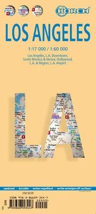 Los Angeles 1 : 17 000 / 1 : 60 000
