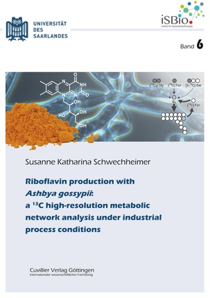 Riboflavin production with Ashbya gossypii (Band 6)
