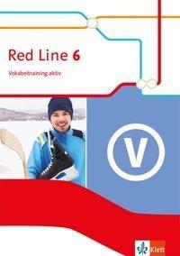 Red Line 6. Vokabeltraining aktiv Klasse 10