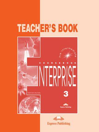 Enterprise 3. Teacher's book. Mokytojo knyga
