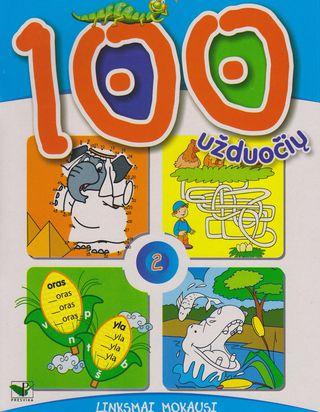 100 užduočių 2