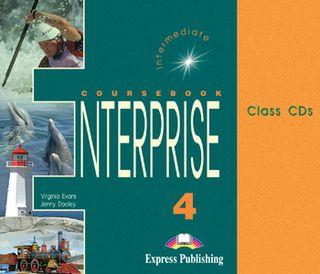 Enterprise 4. Class CD. Klausymo diskas