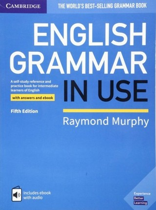 English Grammar in Use With Key 5th Edition