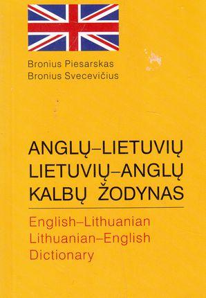 Anglų-lietuvių, lietuvių-anglų kalbų žodynas (2000)