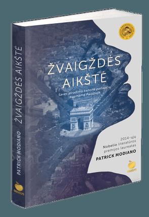 ŽVAIGŽDĖS AIKŠTĖ: Nobelio premijos laureato romanas apie savęs atradimo kelionę paslapčių kupiname Paryžiuje