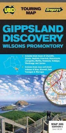 Gippsland Discovery   1 : 25 000