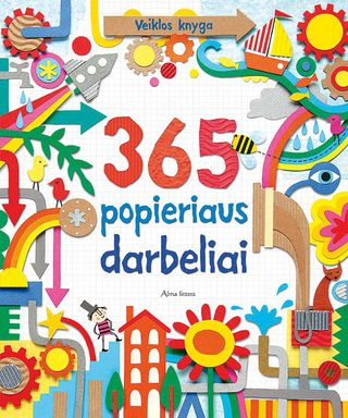 365 popieriaus darbeliai
