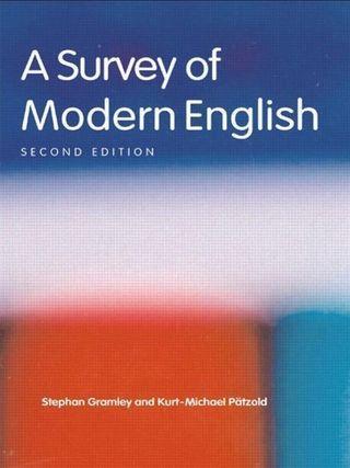 A Survey of Modern English