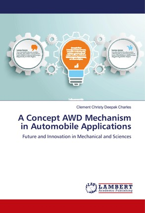 A Concept AWD Mechanism in Automobile Applications