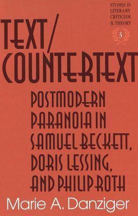 Text/Countertext