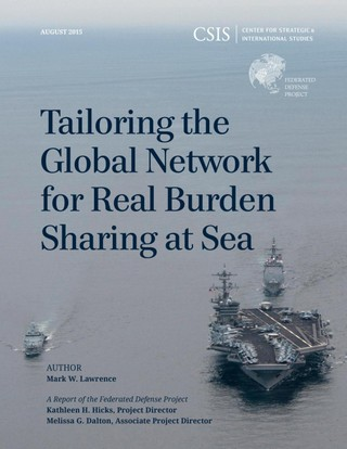 Tailoring the Global Network for Real Burden Sharing at Sea
