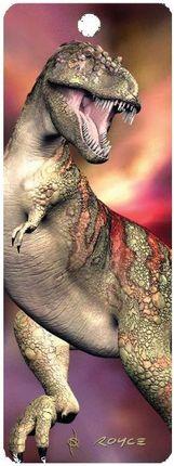 """3D Knygų skirtukas """"Dinozauras"""""""