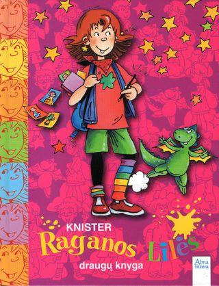 Raganos Lilės draugų knyga