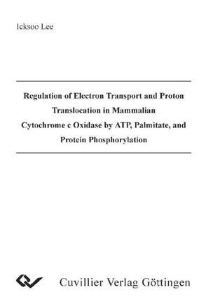 Regulation of Electron Transport and Proton Translocation in Mammalian Cytochrome c Oxidase by ATP, Palmitate, and Protein Phosphorylation