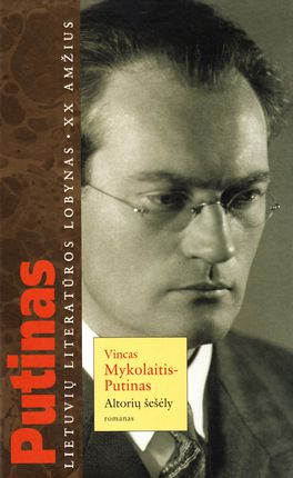 Altorių šešėly (Lietuvių literatūros lobynas. XX a.)