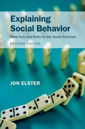 Explaining Social Behavior