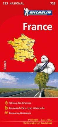 Michelin Frankreich 2017 Handatlas 1 : 1 000 000