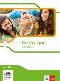 Green Line Transition. Klasse 10 (G8), Klasse 11 (G9). Einführungsphase. Schülerbuch mit CD-ROM. Schleswig-Holstein, Hamburg, Bremen, Nordrhein-Westfalen, Hessen