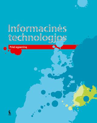 Informacinės Technologijos. Prieš egzaminą