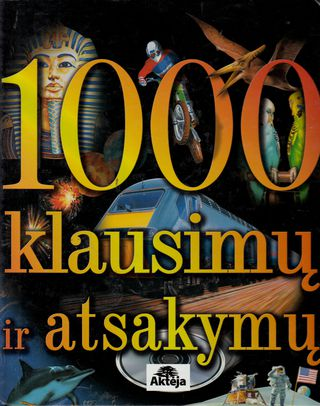 1000 klausimų ir atsakymų
