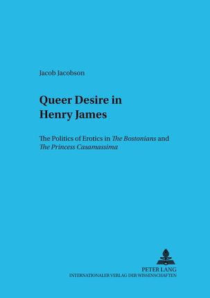 Queer Desire in Henry James