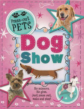 Press Out Pets: Dog Show