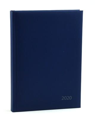 Darbo kalendorius 2020 m. A5 (tamsi mėlyna)