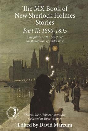 MX Book of New Sherlock Holmes Stories Part II