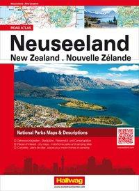 Neuseeland Strassenatlas