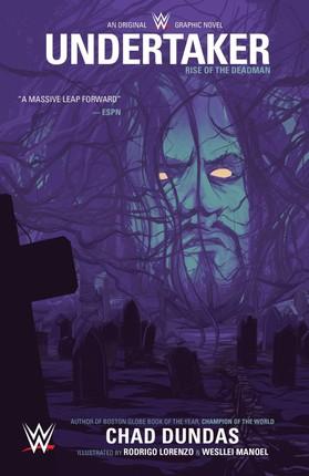 WWE Original Graphic Novel: Undertaker