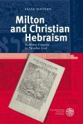 Milton and Christian Hebraism