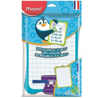 Rašymo lentutė su spaustuku ir žymekliu, MAPED