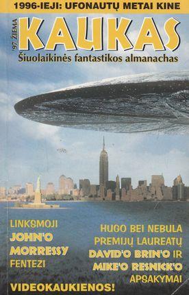 Kaukas. Šiuolaikinės fantastikos almanachas 97 žiema