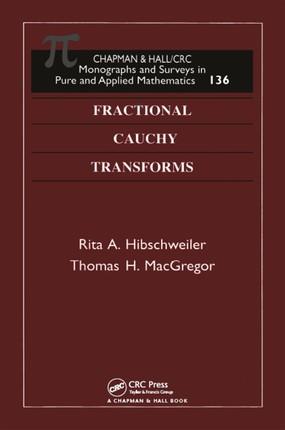 Fractional Cauchy Transforms