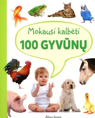 100 gyvūnų: mokausi kalbėti
