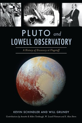 Pluto and Lowell Observatory