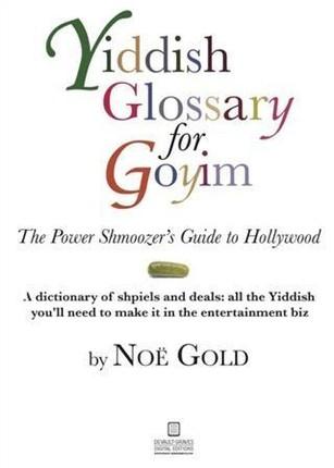 Yiddish Glossary for Goyim